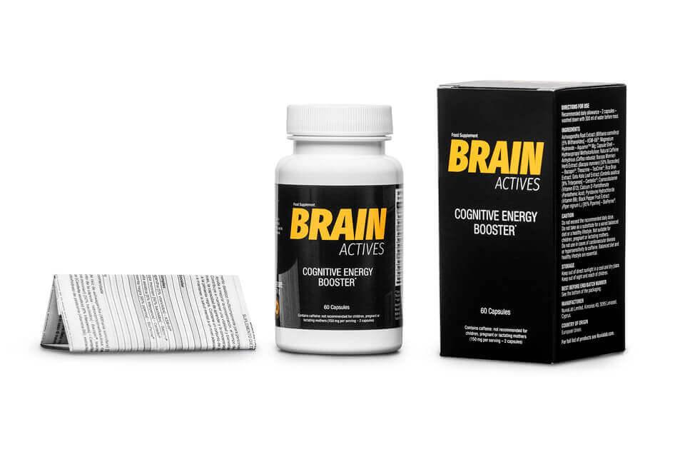 Composición de activos cerebrales