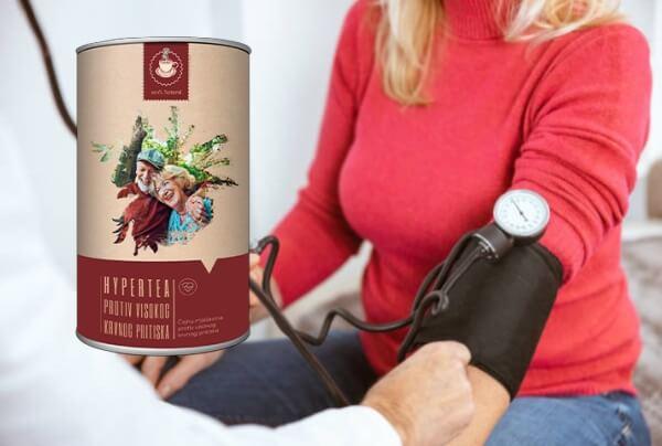 té para la hipertensión y la presión arterial alta