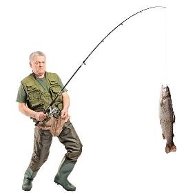 activador de picoteo Fish XXL!