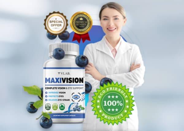Ingredientes de Maxi Vision