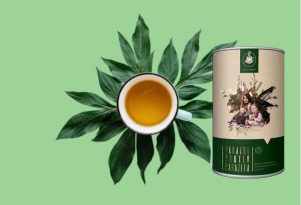 Detox Tea Parazol precio España