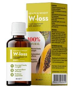 W-Loss Drops España 30 ml